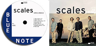 Scales Grounded Blue Note Records